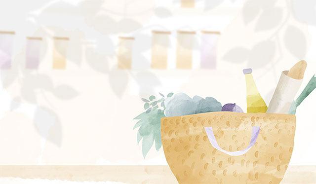 La compagnie des lavandières peut gérer également la préparation des repas et s'occuper de récupérer vos courses