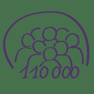 Le groupe Oui Care compte 110 000 clients
