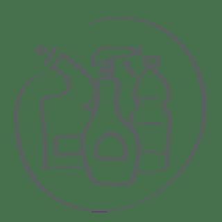 Des produits d'entretien pour le nettoyage de votre maison validés par des professionnels du secteur