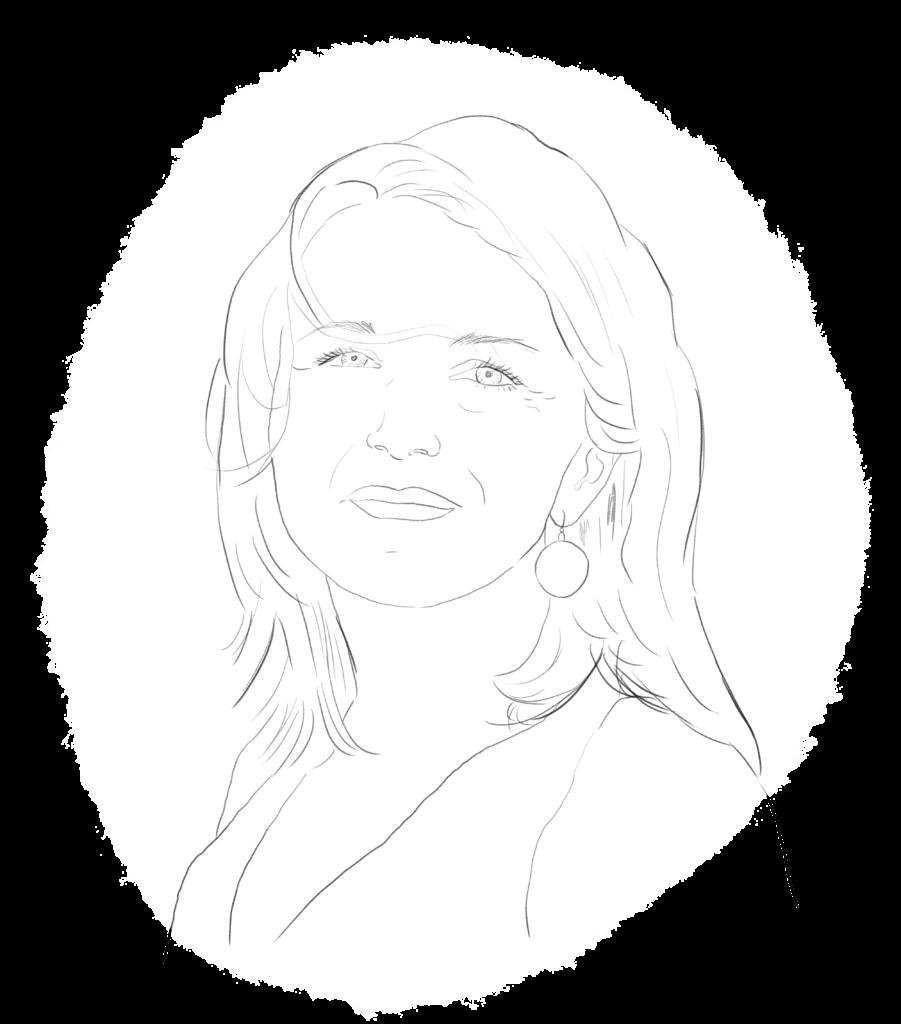 Marjorie Steban, directrice agence La Compagnie des Lavandières à Grenoble