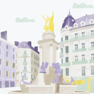 Agence à Grenoble